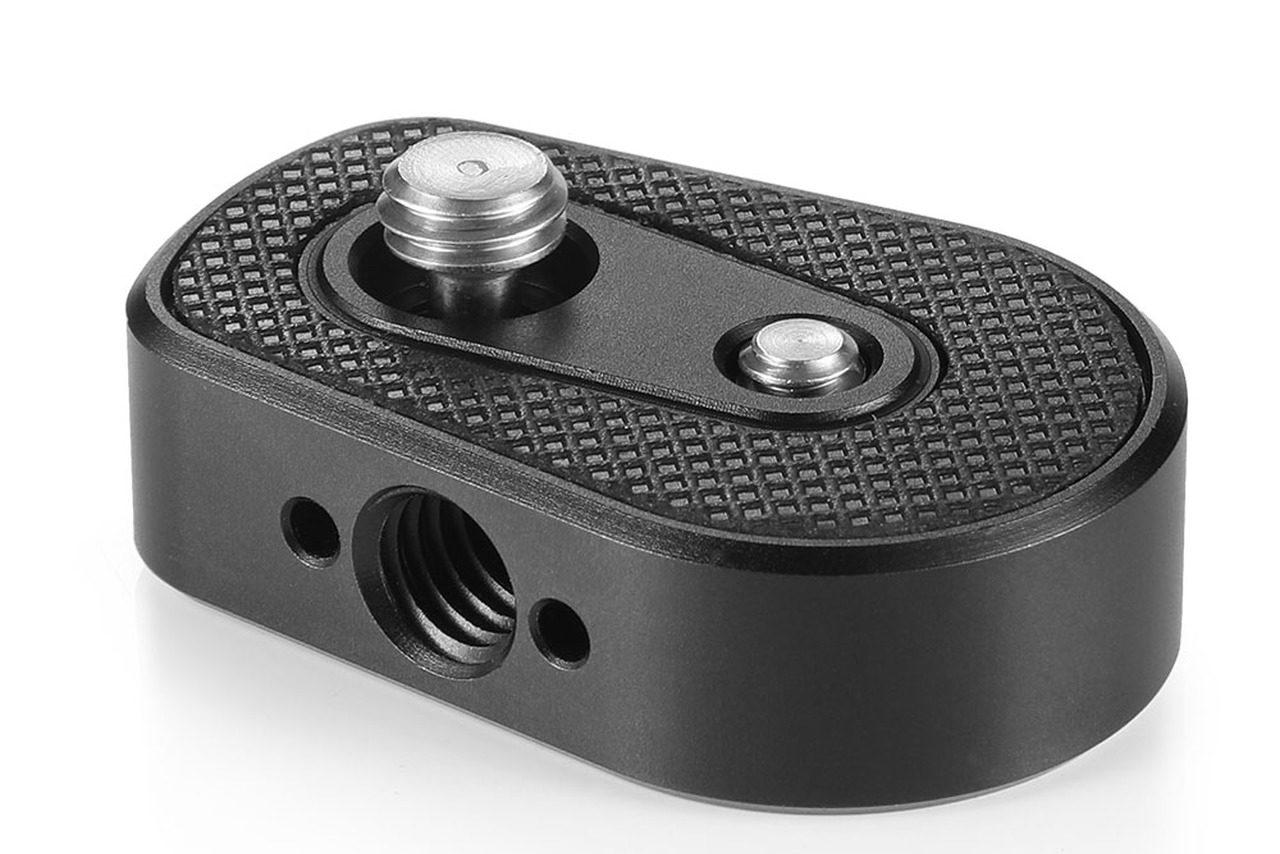 SmallRig DJI RoninS,RoninSC内蔵へリコイル保護用ベースプレート2263