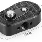 SmallRig DJI RoninS,RoninSC内蔵へリコイル保護用ベースプレート2263(4)